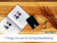 7 Things You can Do During Breastfeeding