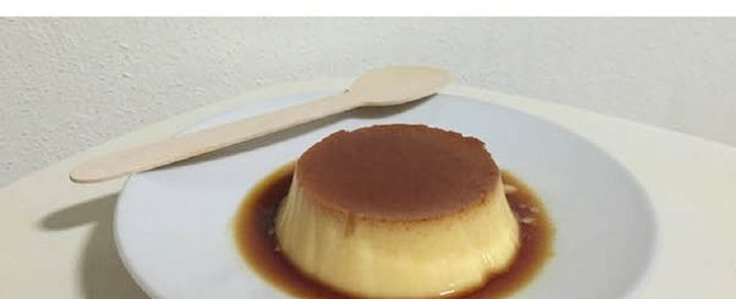 Japanese Egg Pudding (Purin)