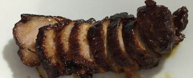 Wok-cooked Char Siu BBQ Pork recipe