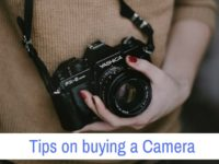 Tips on buying a Camera