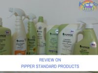 PiPPER STANDARD PRODUCTS review